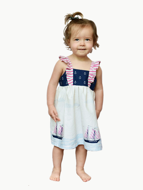 Edelweiss Dress Sewing Pattern