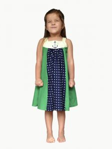 Narita Dress Sewing Pattern