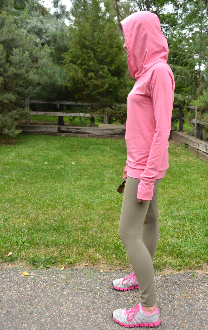 Lane Raglan + Sloan Leggings from Hey June Handmade