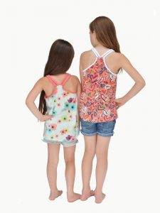 Happy Tank Sewing Pattern