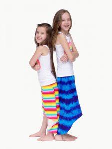 Hi Low Maxi Skirt Sewing Pattern
