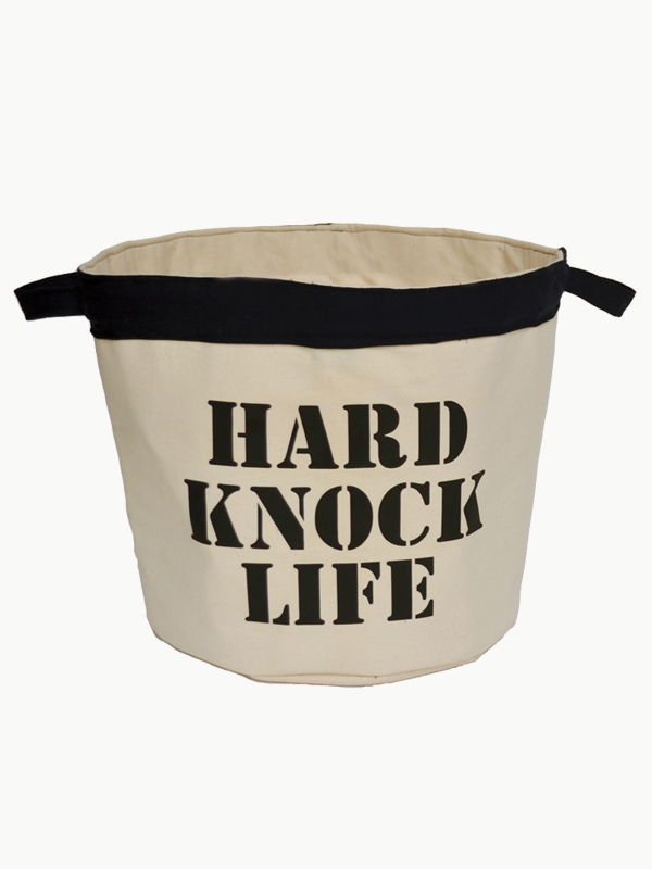 Hard Knock Bucket Sewing Pattern