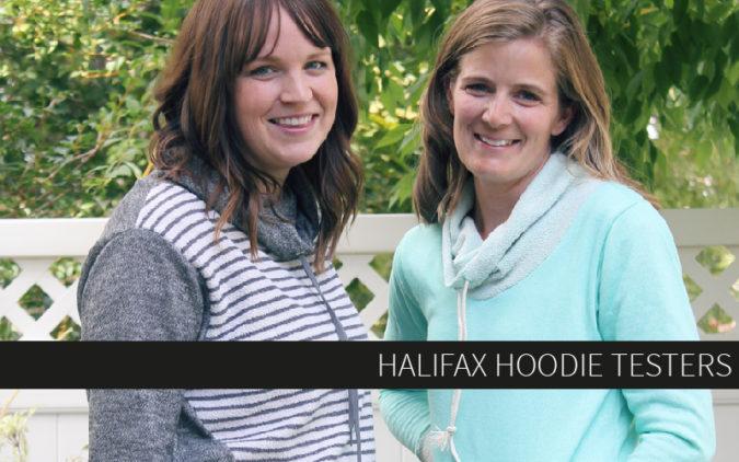 Halifax Hoodie Testers