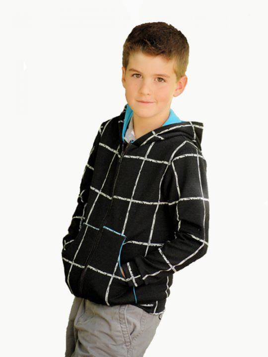 Hatteras Hoodie Sewing Pattern