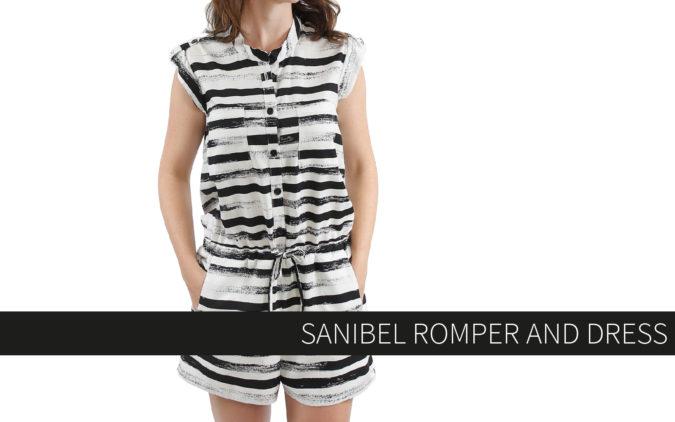 The Sanibel Dress and Romper