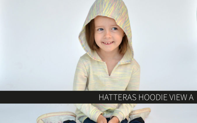 Hatteras Hoodie Testers – View A