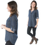 The Cheyenne Tunic by Hey June Handmade