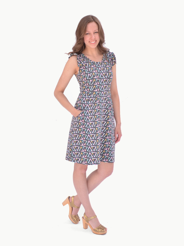 Charleston Dress Sewing Pattern