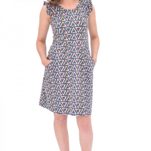The Charleston Dress by Hey June Handmade