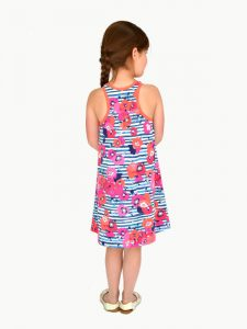 Racerback Dress Sewing Pattern
