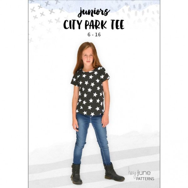 City Park Tee by Hey June Handmade