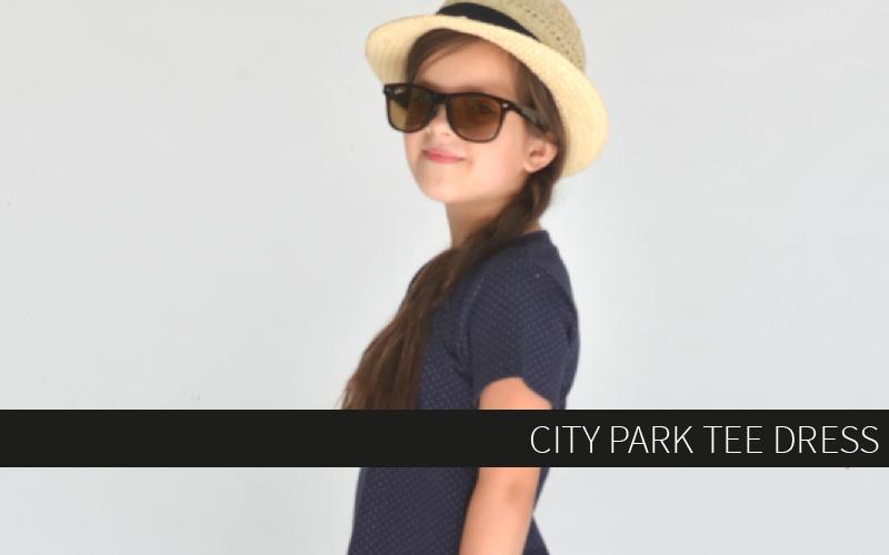 City Park Tee Dress