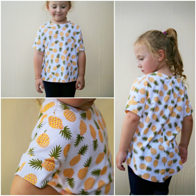 Morrison Tee by Hey June Handmade