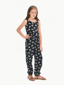 Linville Romper and Dress Sewing Pattern