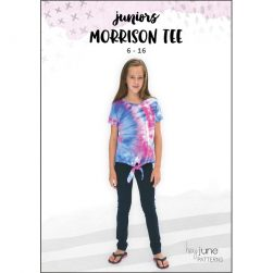 Morrison Tee from Hey June Handmade