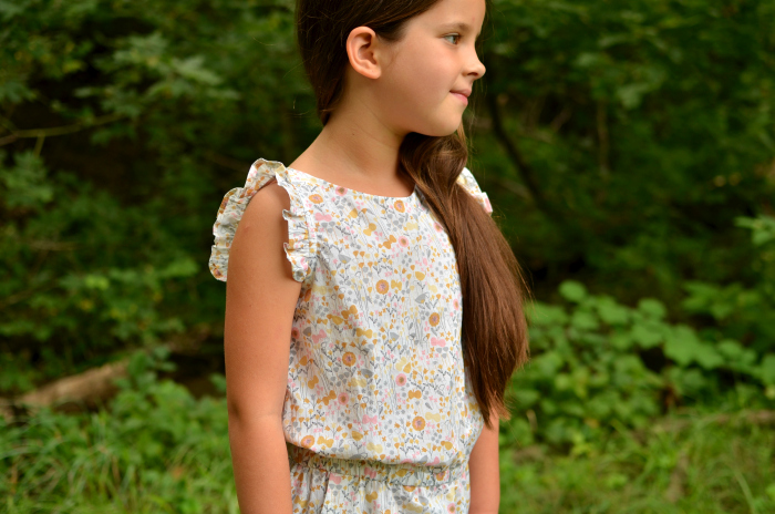 e7c8f60d7777 FREE Ruffle Sleeve for the Linville Romper and Dress from Hey June Handmade