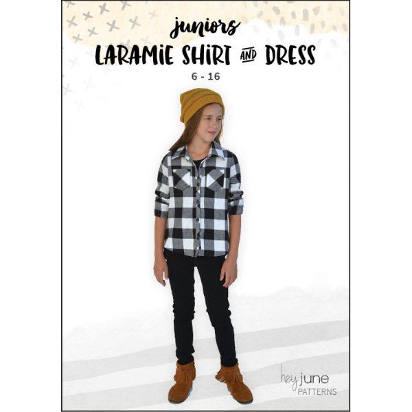 Laramie Shirt and Dress
