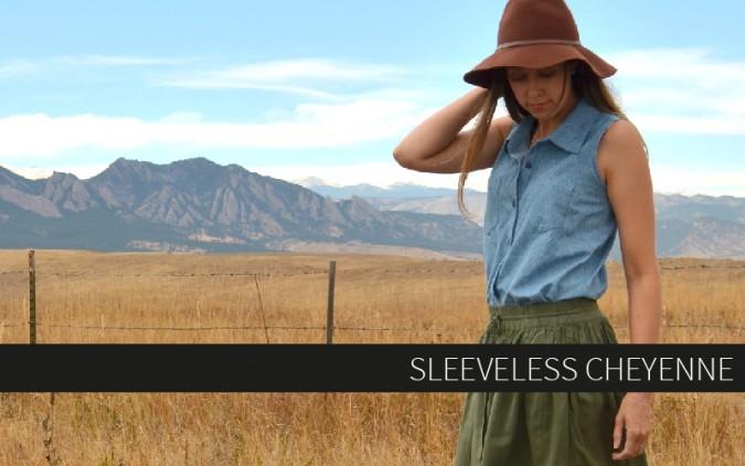 Sleeveless Cheyenne