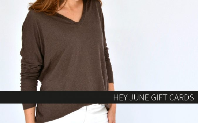 Hey June Gift Cards