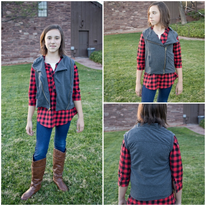Conifer Jacket by Hey June Handmade