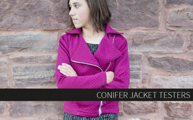 Conifer Jacket Testers