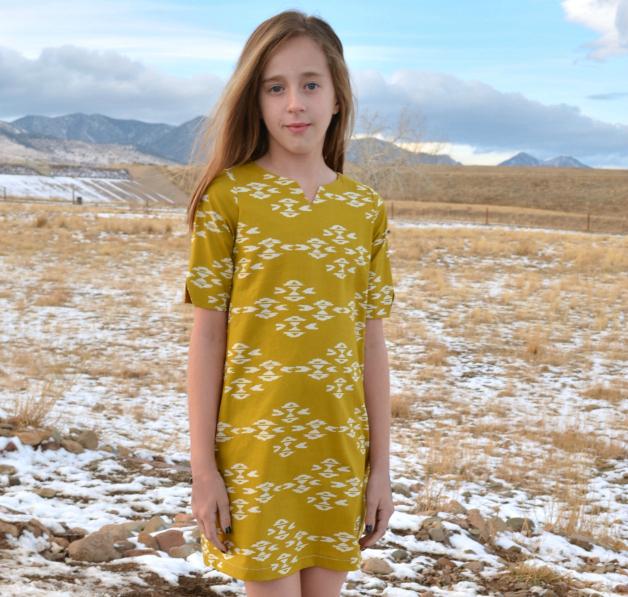 The Larkspur Dress by Hey June Handmade