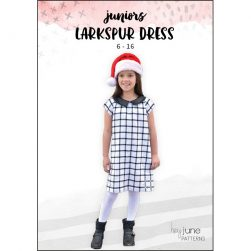 Larkspur Dress by Hey June Handmade