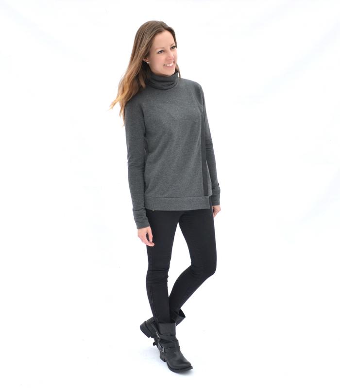 The Tallinn Sweater by Hey June Handmade