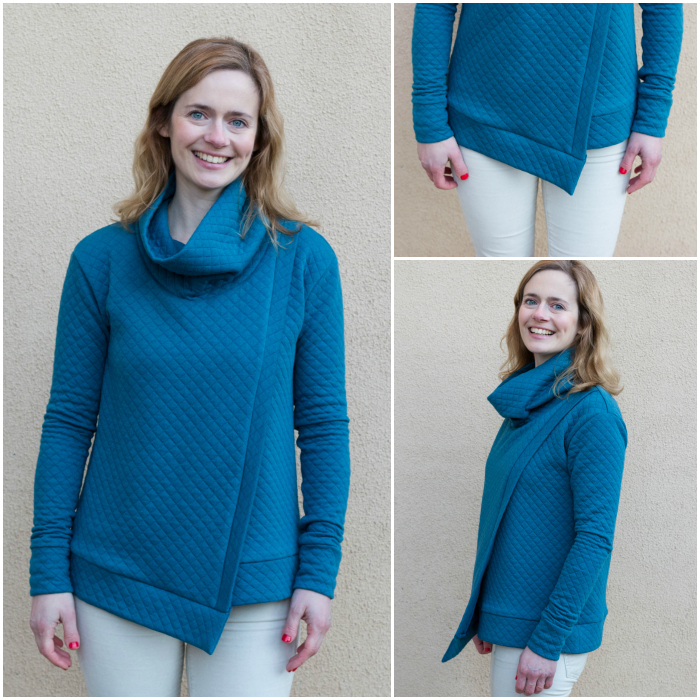 Tallinn Sweater by Hey June Handmade