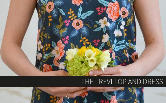 The Trevi Top and Dress