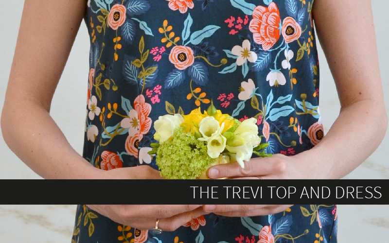 Trevi Top and Dress