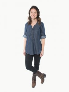 Cheyenne Tunic Sewing Pattern