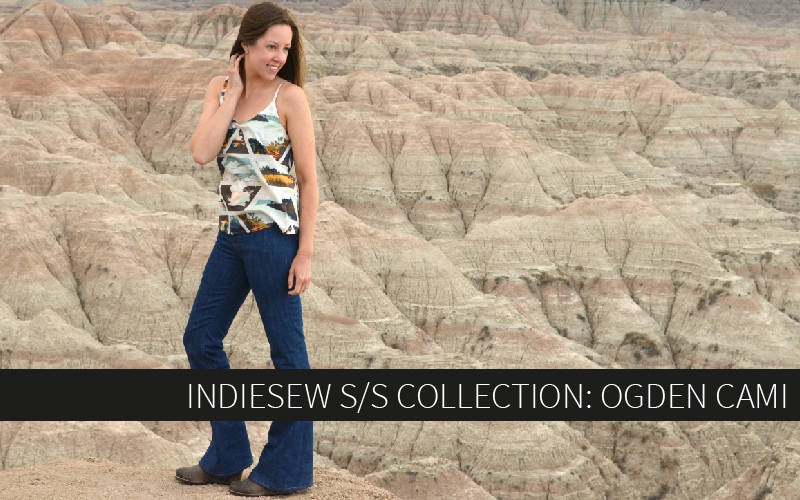 Indiesew S/S Collection: Ogden Cami