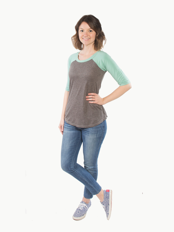 Lane Raglan Sewing Pattern