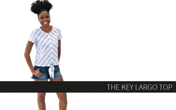 The Key Largo Top