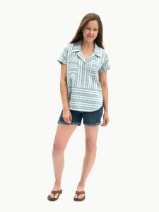 Willamette Shirt Sewing Pattern
