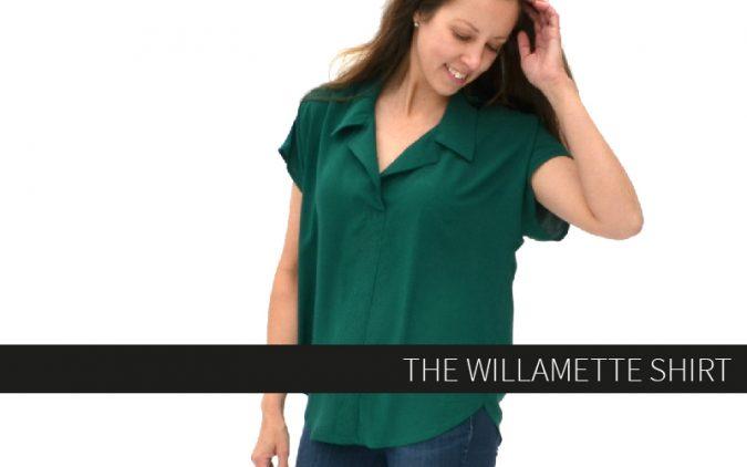 The Willamette Shirt