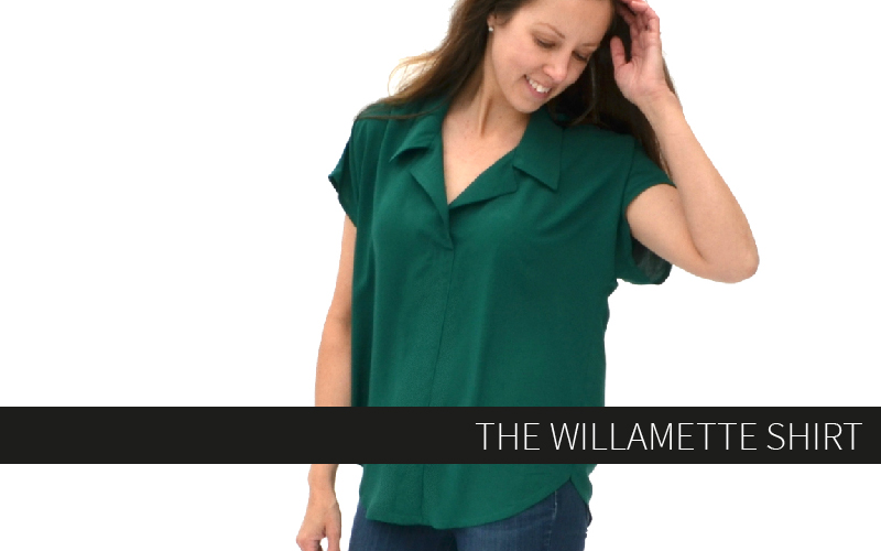 The Willamette Shirt