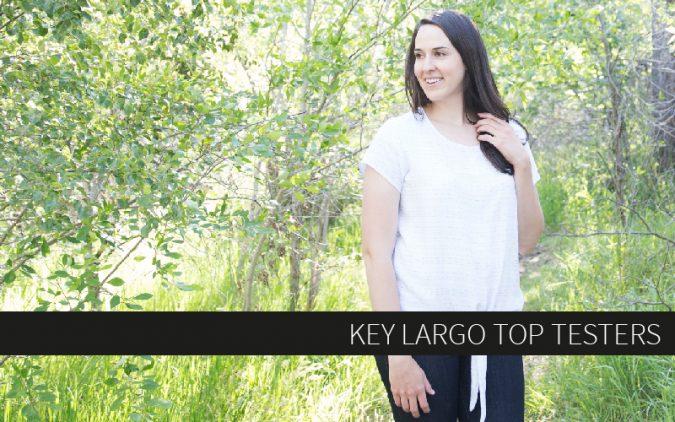 Key Largo Top Testers