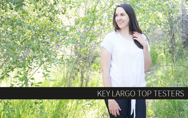 Key Largo Top Testers