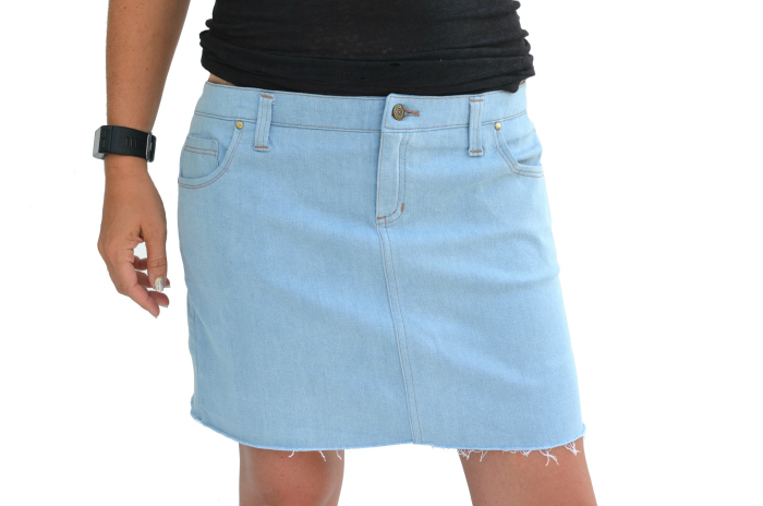 The Sandbridge Skirt By Hey June Handmade