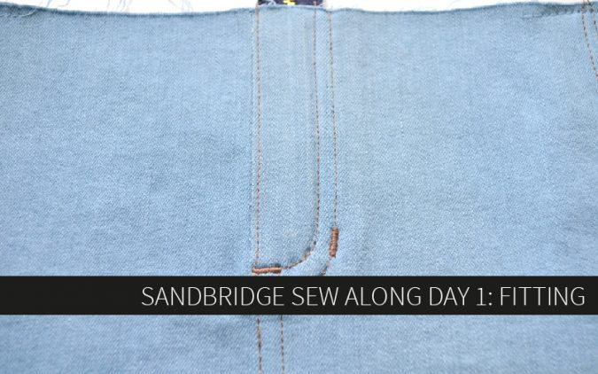 Sandbridge Sew Along Day 1: Fitting and Alterations
