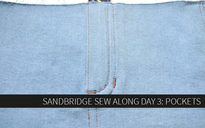 Sandbridge Sew Along Day 3: Pockets