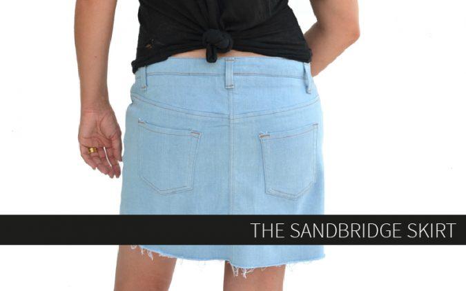 The Sandbridge Skirt