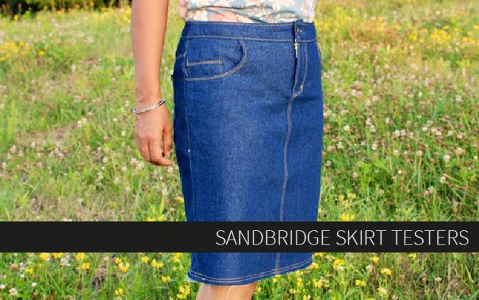 Sandbridge Skirt Testers