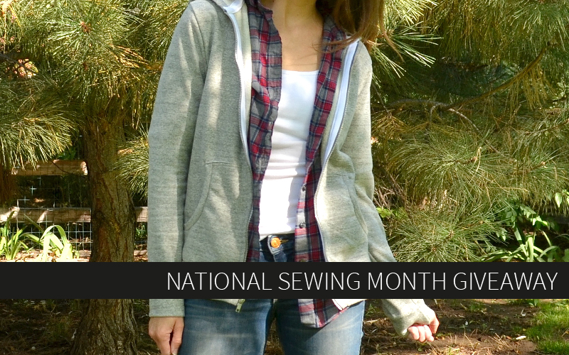 National Sewing Month Giveaway!