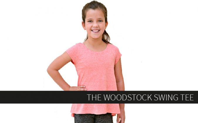 The Woodstock Swing Tee