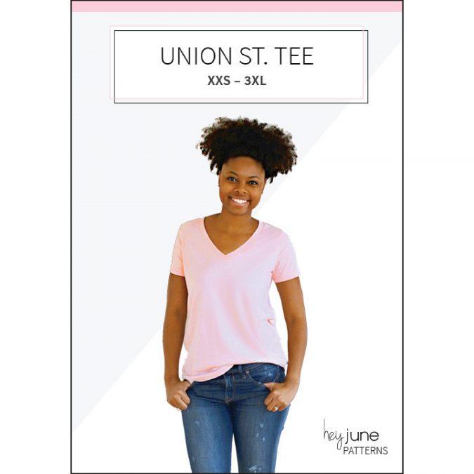 Union St Tee by Hey June Handmade