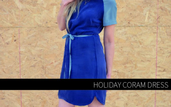 Holiday Coram Dress