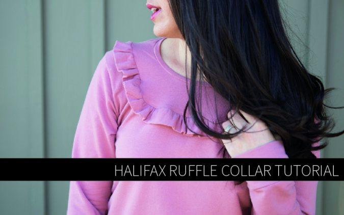 Halifax Ruffle Collar Tutorial